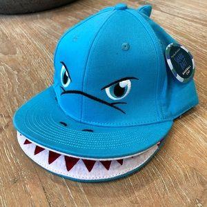 cupcakes & cartwheels hats 🦈Shark Bait Shark Hat